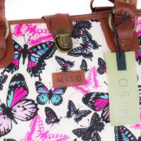 Miso Pillangós női táska