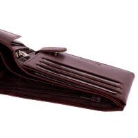 GIULIO valódi bőr férfi pénztárca díszdobozban