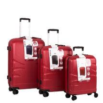 GA-1143 3 részes Gabol bőröndszett 5 év garanciával