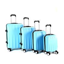 4 db-os bőrönd szett