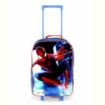 Pókember Gurulós gyermek bőrönd