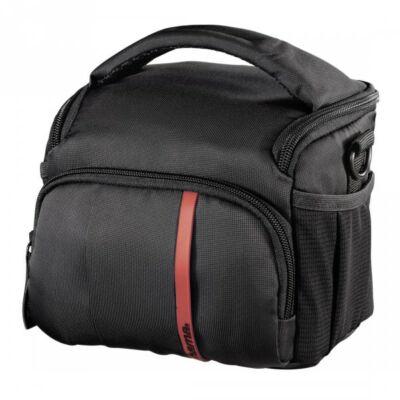 HAMA Nashvill 110 fotós táska, feket/vörös