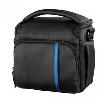HAMA Nashvill 130 fotós táska, feket/kék