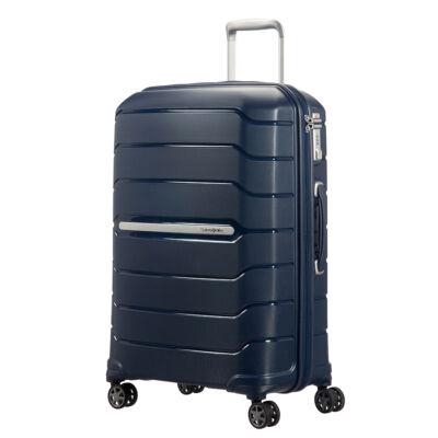 Samsonite Flux bővíthető Spinner bőrönd 68 cm