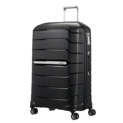 Samsonite Flux bővíthető Spinner bőrönd 75 cm