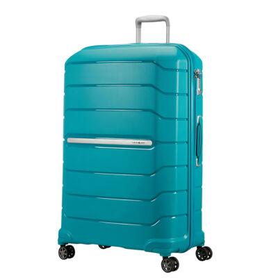 Samsonite Flux bővíthető Spinner bőrönd 81 cm