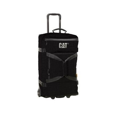 CAT Larry Millennial húzható vászonbőrönd L fekete
