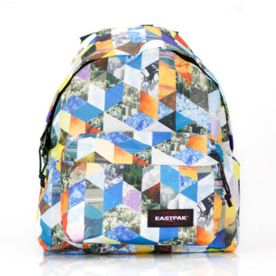EK62065M Eastpak hátizsák PADDED PAK'R TRIANGLE BRIGHT