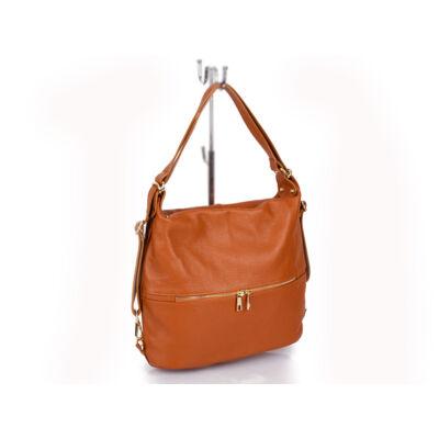 Valódi bőr női táska / hátizsák