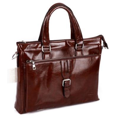Laptoptartós női üzleti táska irat táska
