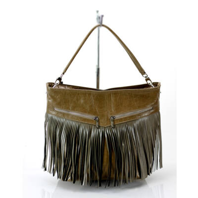 Karen női rojtos táska