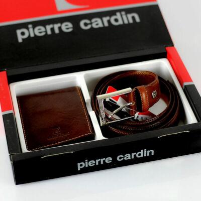 Pierre Cardin péntárca és öv ajándékcsomag