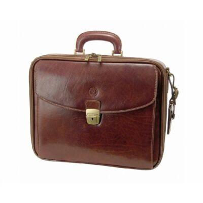 Giudi valódi bőr laptop táska G3531TV